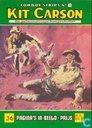 Comic Books - Kit Carson - De geheimzinnige boogschutter