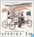 Timbres-poste - Suède [SWE] - Flugan - 1900