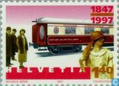 Swiss railways 150 years