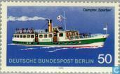 Timbres-poste - Berlin - Transport à Berlin