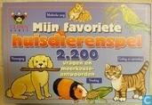 Mijn favoriete huisdierenspel