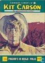 Comic Books - Kit Carson - De gemaskerde ruiter