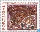 Briefmarken - Portugal [PRT] - Guglielmo Marconi 100 Jahre