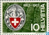 Postage Stamps - Switzerland [CHE] - Alpine Club 100 years