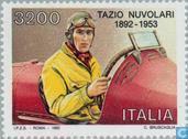Postage Stamps - Italy [ITA] - Tazio Nuvolari
