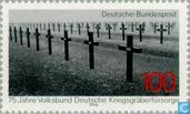 Populaire fédérale allemande oorlogsgravenverzorging 1919-1994