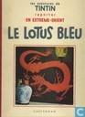 Strips - Kuifje - Le Lotus Bleu
