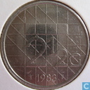 Coins - the Netherlands - Netherlands 2½ gulden 1983