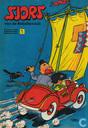 Strips - Sjors van de Rebellenclub (tijdschrift) - 1964 nummer  12