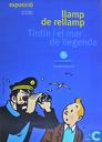 Affiches et posters - Bandes dessinées - Exposició : Llamp de rellamp - Tintin I El Mar De Llegenda
