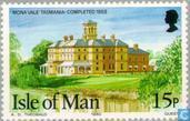 Briefmarken - Man - Pioniere Tasmanien