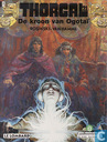 Comic Books - Thorgal - De kroon van Ogotaï