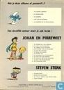 Comic Books - Johan & Peewit - Het onzalige land