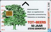 Tot + Beers, 50 jaar stevig geworteld