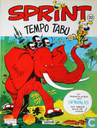 Strips - Robbedoes en Kwabbernoot - Tempo Tabu