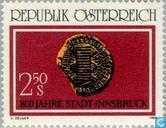 Briefmarken - Österreich [AUT] - Innsbruck 800 Jahre