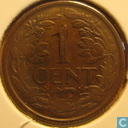 Coins - the Netherlands - Netherlands 1 cent 1940
