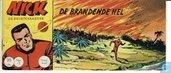Comic Books - Nick [Wäscher] - De brandende hel