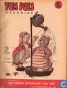 Bandes dessinées - Bas en van der Pluim - 1947/48 nummer 35