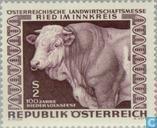 Briefmarken - Österreich [AUT] - Landwirtschaftsmesse