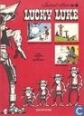 Strips - Lucky Luke - De Daltons in de blizzard + De Daltons op vrije voeten + De karavaan