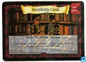 Cartes à collectionner - Harry Potter 1) Base Set - Invisibility Cloak
