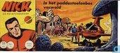 Comics - Nick der Weltraumfahrer - In het paddestoelenbos verwald