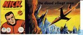 Comic Books - Nick [Wäscher] - De dood vliegt mee