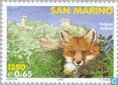 Briefmarken - San Marino - Säugetiere