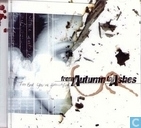 Platen en CD's - From Autumn To Ashes - Too Bad You're Beautiful