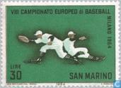 Briefmarken - San Marino - Championship Baseball