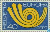 Postage Stamps - Switzerland [CHE] - Europe – Post Horn