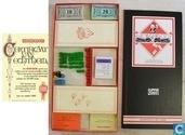 Board games - Monopoly - Monopoly de Luxe - 1e replica met certificaat