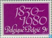 Timbres-poste - Belgique [BEL] - Indépendance 1830-1980