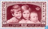 Postage Stamps - Belgium [BEL] - Royal Children