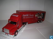 Voitures miniatures - Coca-Cola Company - Kerst truck Coca-Cola