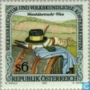 Postzegels - Oostenrijk [AUT] - Folklore