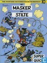 Comic Books - Spirou and Fantasio - Het masker der stilte en De Super Quick