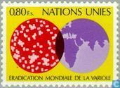 Global smallpox eradication