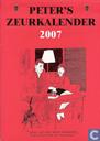 Peter's zeurkalender 2007