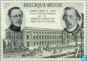 Postage Stamps - Belgium [BEL] - Academy of French language and litterature