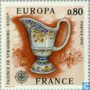 Postage Stamps - France [FRA] - Europe – Handicrafts