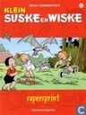 Strips - Junior Suske en Wiske - Supersprint