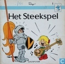 Comic Books - Johan & Peewit - Het steekspel