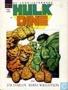 Bandes dessinées - Ding, Het - De verbijsterende Hulk en Ding
