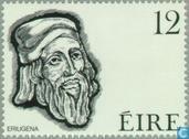 Postage Stamps - Ireland - Eriugena