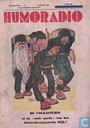 Bandes dessinées - Humoradio (tijdschrift) - Nummer  1