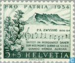 Postage Stamps - Switzerland [CHE] - Psalm