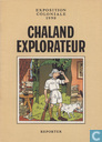 Bandes dessinées - Chaland explorateur - Chaland explorateur