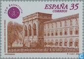 Postage Stamps - Spain [ESP] - Lerida-Univversiteit